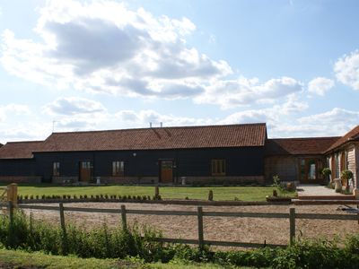 Photo for 3BR Barn Vacation Rental in Great Totham, Maldon, England