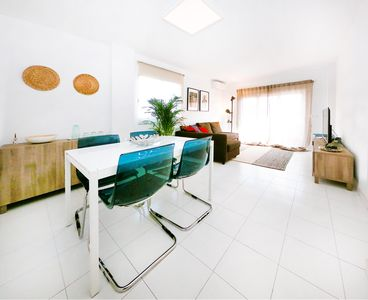 Photo for Apartment of 2 Suites with private bathrooms, wide and central