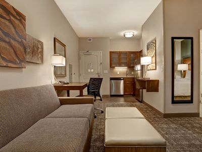 Photo for Free Breakfast. Pool. Shared BBQ. Gym. Near Overland Park Convention Center! Great for Business Travelers!