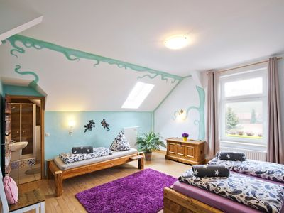"Photo for Refreshingly creative & spacious apartment ""Hochfilzen"""