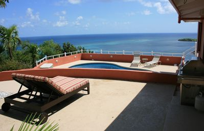 Photo for 'Smugglers Retreat' - Panoramic Caribbean Views, Pool, Wi-Fi