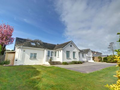 Photo for Saint Merryn Holiday Home, Sleeps 9 with WiFi