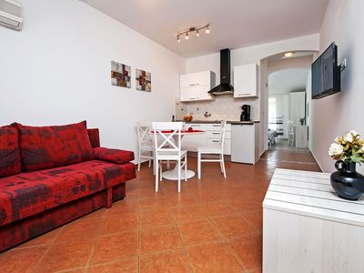 Photo for Apartments Pino / One bedroom / balcony A2