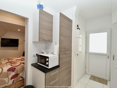 Photo for Studio Royan city center 50m from the main Royan beach
