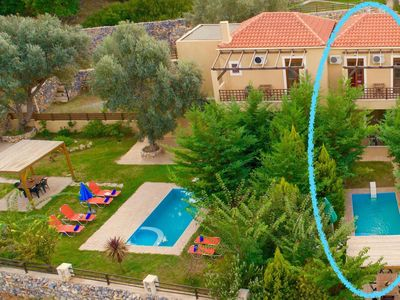 Photo for Villa Melodia with private pool