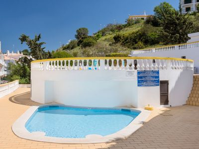Photo for Apartment T2 Duplex 350m from the beach in Carvoeiro - 6 persons, 2 bedrooms
