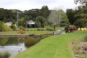 Secluded Waterfront Lodge, on the Waitangi River
