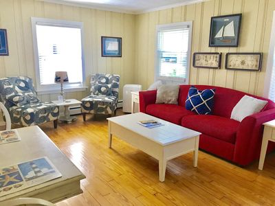Photo for NAUTICAL NESTING @ HEART of DOWNTOWN SAUGATUCK w/ SEASONAL POOL & HOT TUB ACCESS