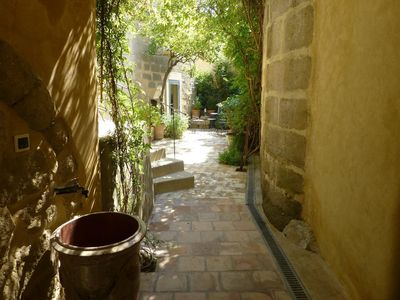 Photo for House 17th century village center / Charming house heart of the village