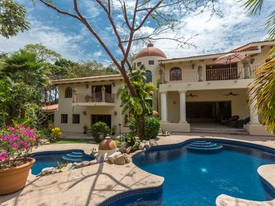 Photo for 8 Bedroom Villa with Full Staff, including Cook, Close to Beach/Downtown