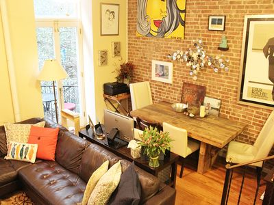 Photo for BEAUTIFUL and SPACIOUS 2br close to subway and Central Park!