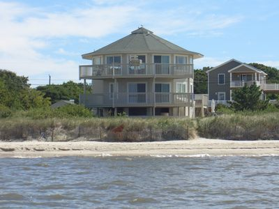 Spectacular Bay Front Round House