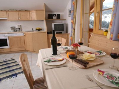 "Photo for Apartment ""Winter"" / 3 bedrooms / shower - Family farm Mesner - Herzlich - Harmonisch"