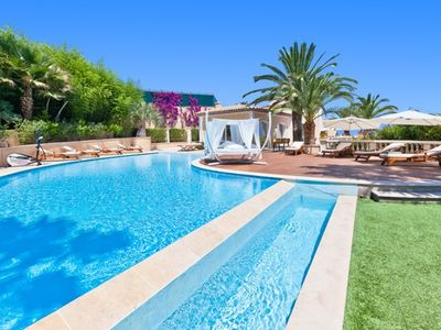 Photo for Magnificent property in the heights of Cannes with panoramic sea view