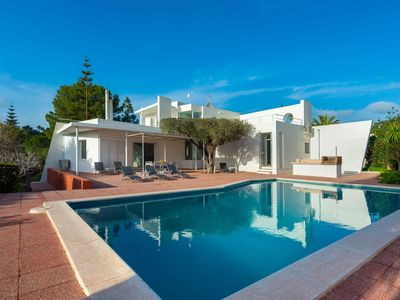 Photo for CAN LLUC Holiday Home with Wi-Fi, Air Conditioning, Pool, Garden and Sun Terrace