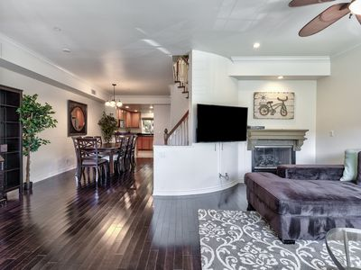 Photo for Huge Beverly Hills Townhome, 4Bdrm/3Bath Everything is NEW