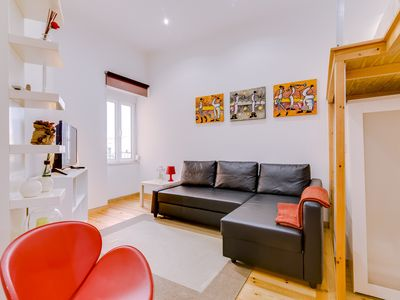 Photo for Charming Apartment in Campo de Ourique