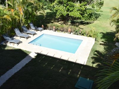 Photo for 3BR VILLA WITH PRIVATE POOL FITS 7-9 PEOPLE