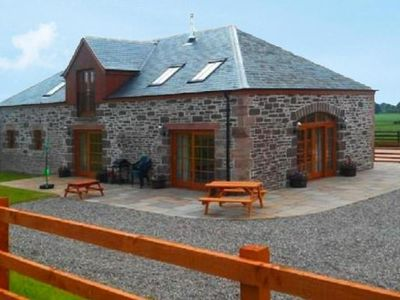 Photo for holiday home, Crieff  in Perthshire - 6 persons, 3 bedrooms
