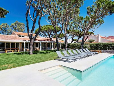 Photo for VdL 9Q - Stunning, contemporary 5 bedroom villa with private pool and gardens, walk to everything