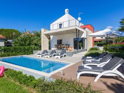 Photo for Luxury 4* Villa Tara in Porec