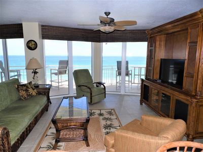Photo for Penthouse Condo 3 Bdrm!!! Just Purchased.  Spectacular Ocean Views!!!