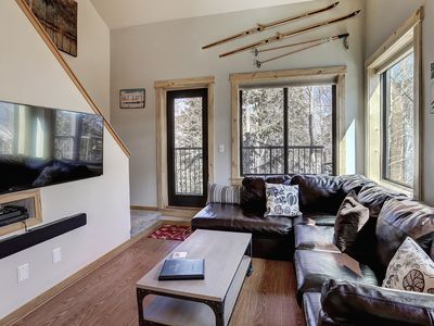 Photo for Completely Renovated Ski in Ski out condo in Slopeside!
