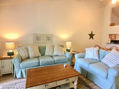Photo for Ocean Edge Upper Level with King Bed, 1 AC & 6 Pool Passes (fees apply) - EA0681