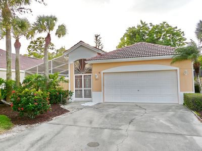 Photo for East Naples house w/ heated pool, close to beaches & restaurants