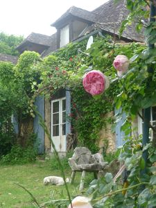 Photo for Traditional Stone House / Pool / Quiet and Romantic / Black Perigord