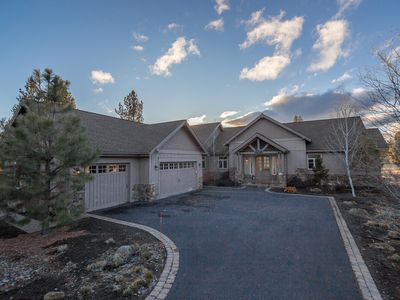Photo for Luxurious Caldera Springs Golf Course Home, Private Hot Tub, Deck
