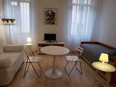 Photo for Centro-piazza dei Frutti furnished studio rental