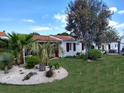 Photo for Villa Barbâtre, 3 bedrooms, 6 persons