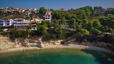 Photo for Alonissos: High standard seafront villa