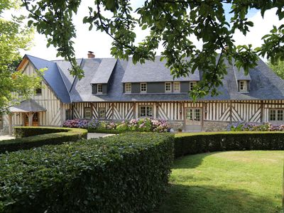 Photo for Magnificent 7 bedroom House in Le Mesnil-sur-Blangy (Q2637)