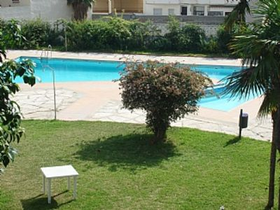 Photo for One Bedroom Flat With Communal Pool, Short distance from town centre and the sea