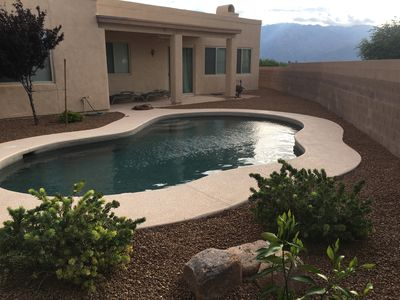 Photo for Upscale 3/2+Den in Private, Quiet Subdiv. w/ Pool and Tesla Crgr. Mtn. View!