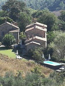 Photo for Tofanello, On The Border Of Tuscany/ Umbria 3 Luxury Holiday Houses (2 Persons)