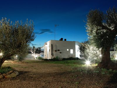 Photo for Villa Rosaria, for your relaxation in the Salento countryside near the sea