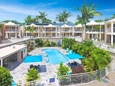 Photo for Captivating Views Over Noosa Heads. Unit 25/2 Serenity Close Noosa Heads
