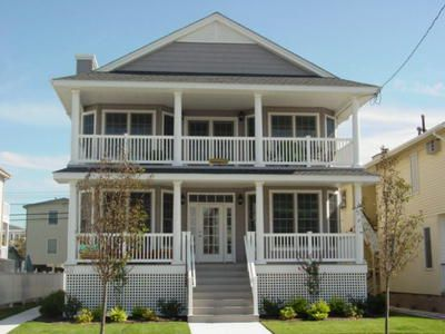Less than two blocks from the Boardwalk and beach with a covered front porch. Offering a rooftop deck, new furnishings and garage access make this property a plus.
