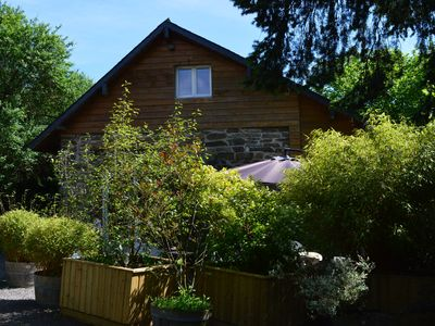 Photo for 2BR Cottage Vacation Rental in Livaie, Normandie