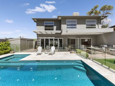 Photo for CONTEMPORARY COASTAL LIVING IN FORREST AVE, SORRENTO (S405269457) BOOK NOW FOR SUMMER BEFORE YOU MISS OUT