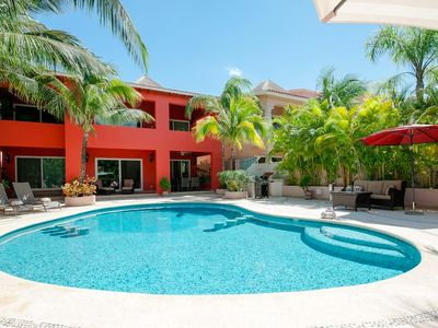 Photo for Fantastic Rates for a Luxury, Spacious 5 Bdrm Private Villa,2-level Private Pool