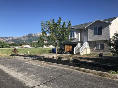 Photo for Beautiful 3 bed, 1 bath home recommended for families,  couples or singles.