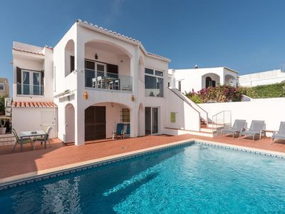 Photo for Excelent Villa with Sea View in Luz!