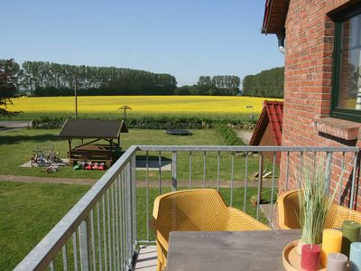 Photo for FW 5/3-room apartment fireplace (67m², max 5 pers.) - Family holiday farm *** Ostseeland Rerik