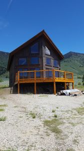 Photo for Beautiful NEW Cabin - Yellowstone Acres Development