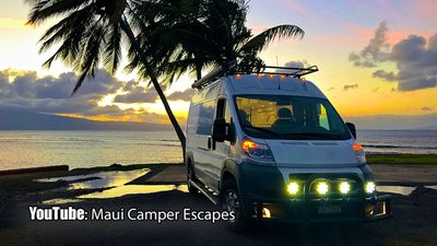 Photo for FOR UPDATED AVAILABILITY PLEASE VISIT OUR SITE: MAUI CAMPER ESCAPES