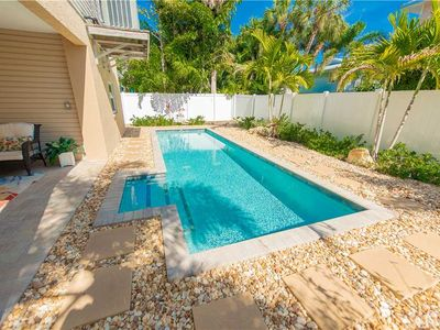 Photo for Private Pool, Gulf Views, and May Availability! Ocean Sunset: 5 BR / 3 BA